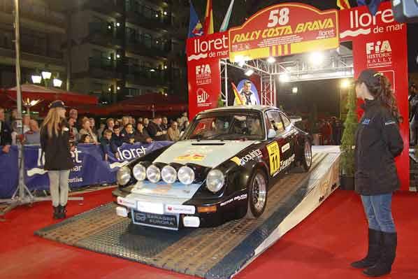 58º Rallye Costa Brava