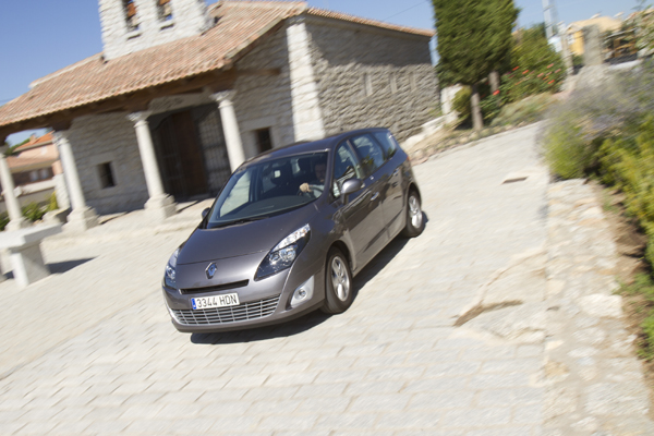Renault Scénic 1.6 dCi 130 CV