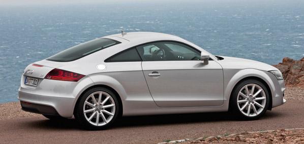 Audi TT, ahora con cambio S Tronic