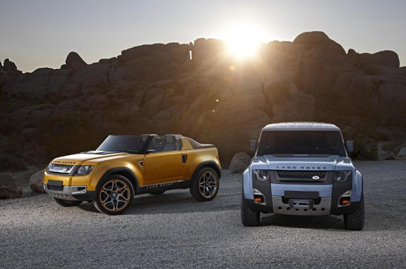 El futuro de Land Rover