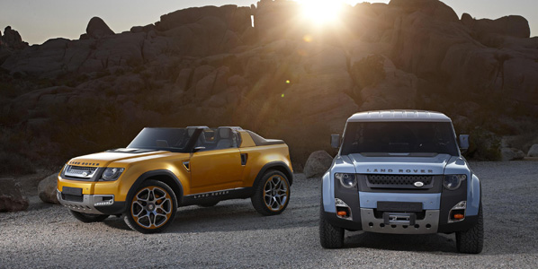Land Rover tendrá 16 modelos en 2020