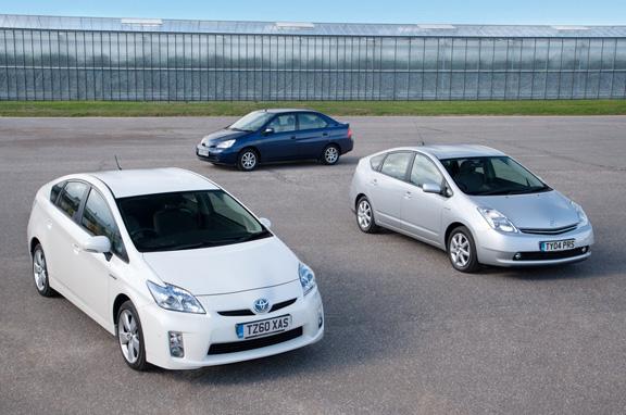 Toyota Prius del futuro