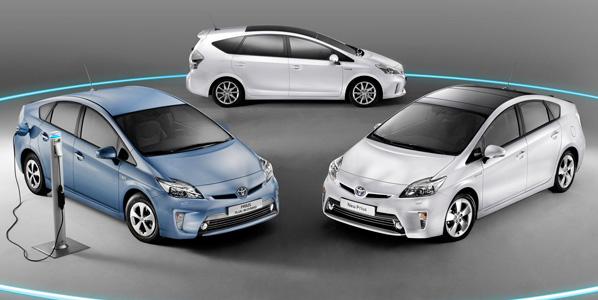 Toyota quiere un Prius más atractivo