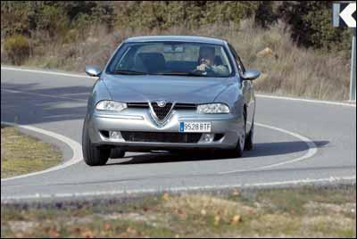 Alfa 156 2.0 JTS / Audi A4 2.0 FSI