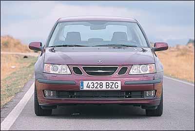 Saab 9-3 2.0 T Vector