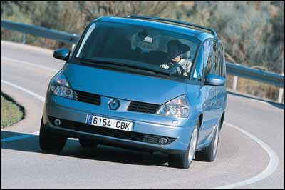 Fiat Ulysse 2.2 16V JTD / Renault Grand Espace 2.2 dCi