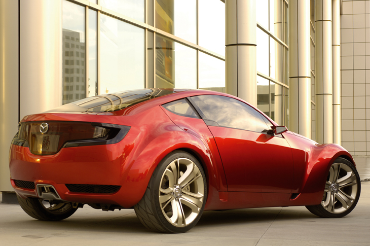 Mazda en Detroit 2006