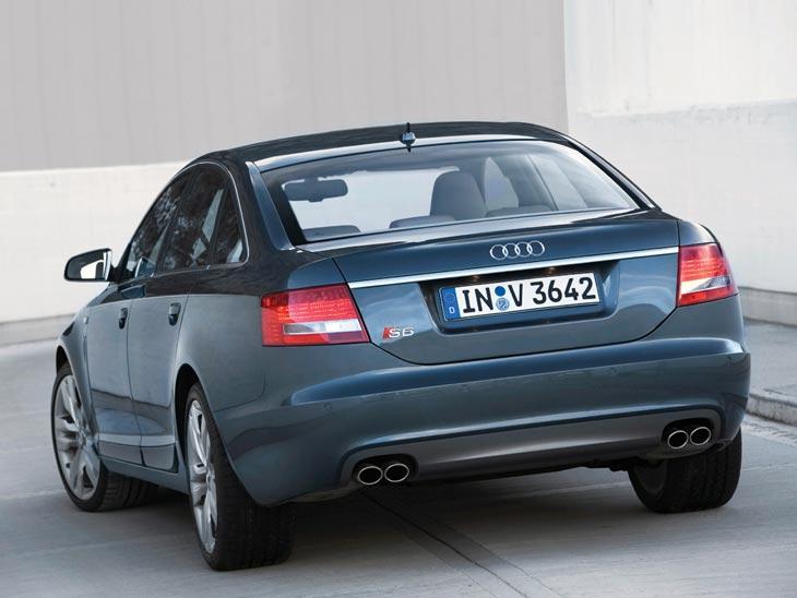 Audi en Detroit 2006