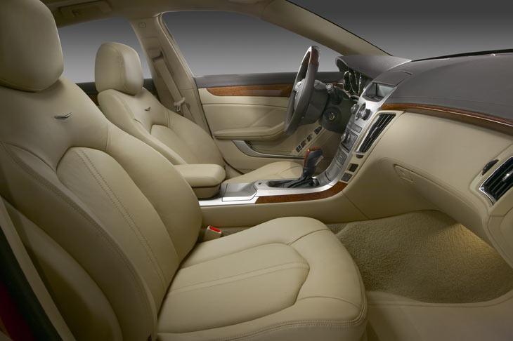 Cadillac CTS Detroit 2007