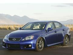 Lexus: deportivos de lujo