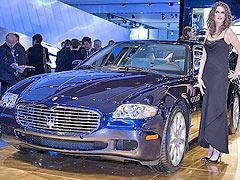 Maserati:un Quattroporte automático