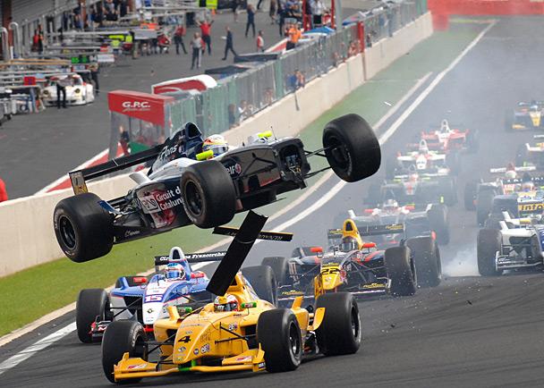 WSR: Siete carreras en 2008