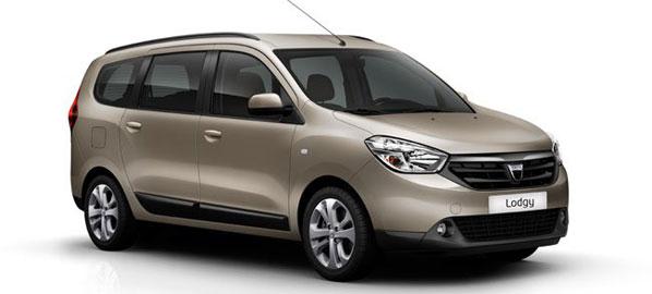 Dacia Lodgy: el nuevo monovolumen low-cost