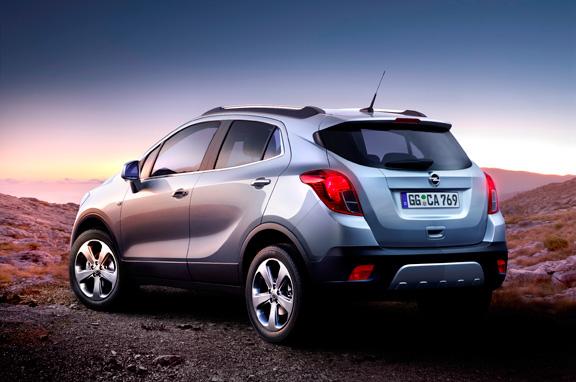 Nuevo Opel Mokka, el mini SUV de Opel