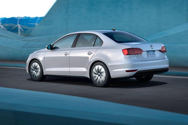 Volkswagen Jetta Hybrid y Pure Concept: listos para salir a escena