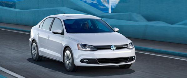 Volkswagen Jetta Hybrid, estreno mundial