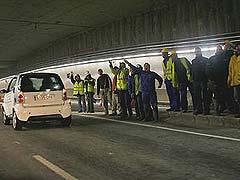 Aprobado para los nuevos túneles madrileños