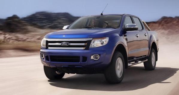 Ford Ranger, el pick más seguro de Europa