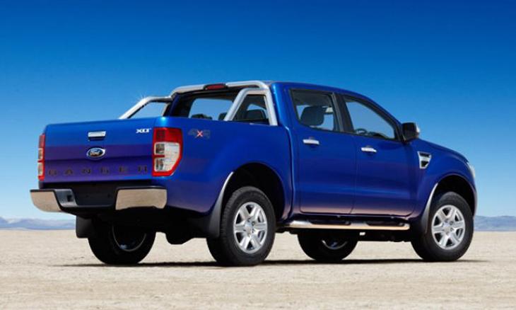 Nuevo Ford Ranger.