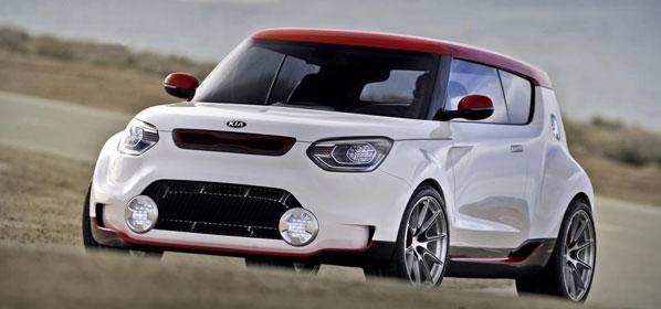 Kia Track'ster Concept, estrella en Chicago