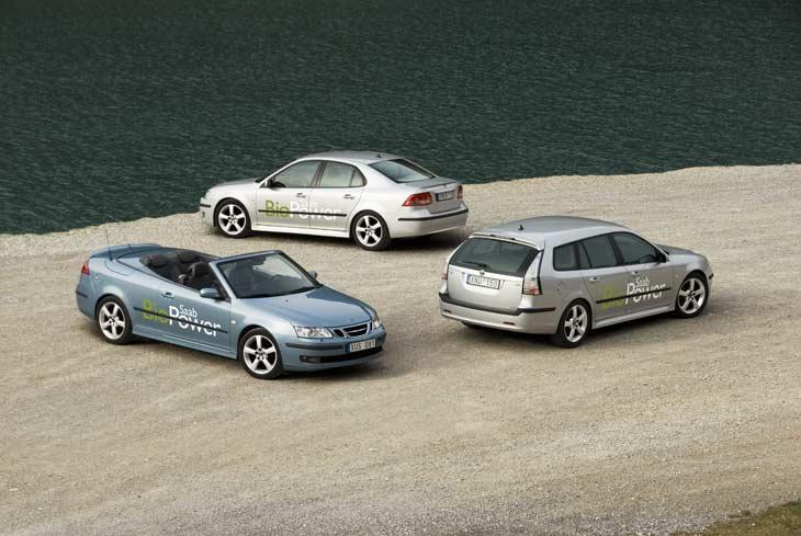 Saab Bio Power
