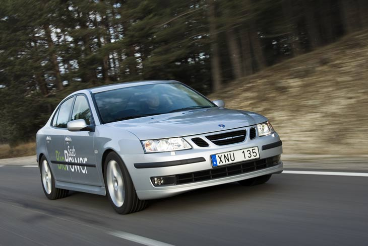 Saab Bio Power