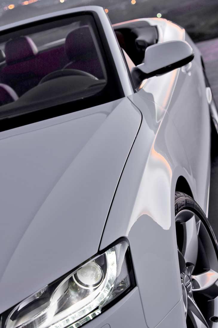 Audi A5 y S5 descapotables: detalles