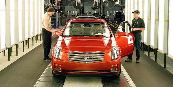 GM: mejor reestructuración que quiebra