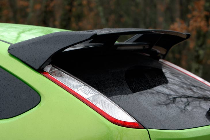 Ford Focus RS al detalle