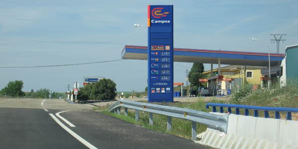 La gasolina vuelve a subir tras descensos