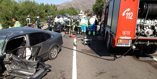 13 fallecidos en las carreteras españolas