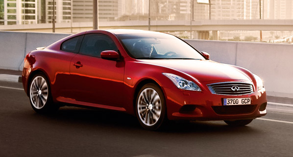 Restyling del Infiniti G37: a conquistar Europa