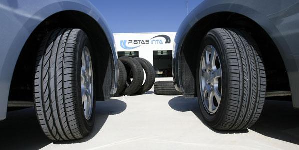 Neumáticos eficientes, 8% menos de consumo