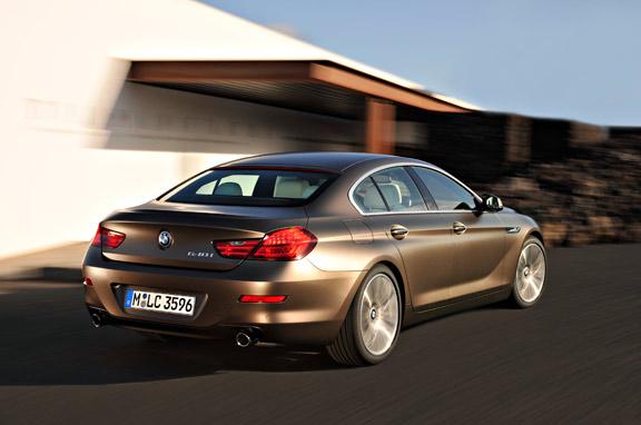 Nuevo BMW Serie 6 Gran Coupé, desde 87.600 euros