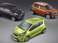 Chevrolet Beat, Groove y Trax