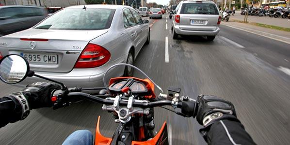 DGT: cuidado con los motoristas