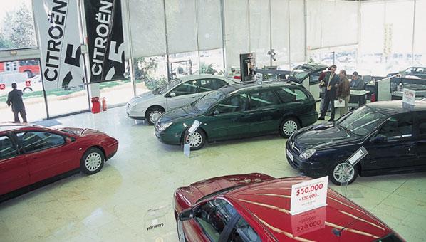 2012 será el peor año de ventas de coches