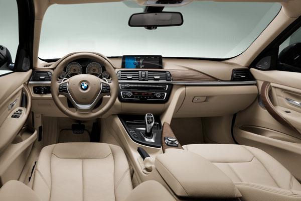 BMW Serie 3 de batalla larga... sólo para el mercado asiático