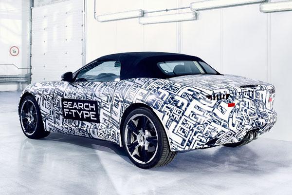 Jaguar F-Type, el felino vuelve a rugir
