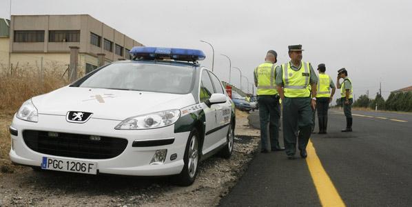 20.000 multados en vías secundarias