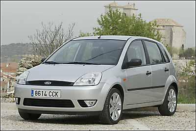 Ford Fiesta Durashift