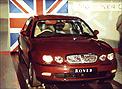 Rover, la última joya de la corona británica