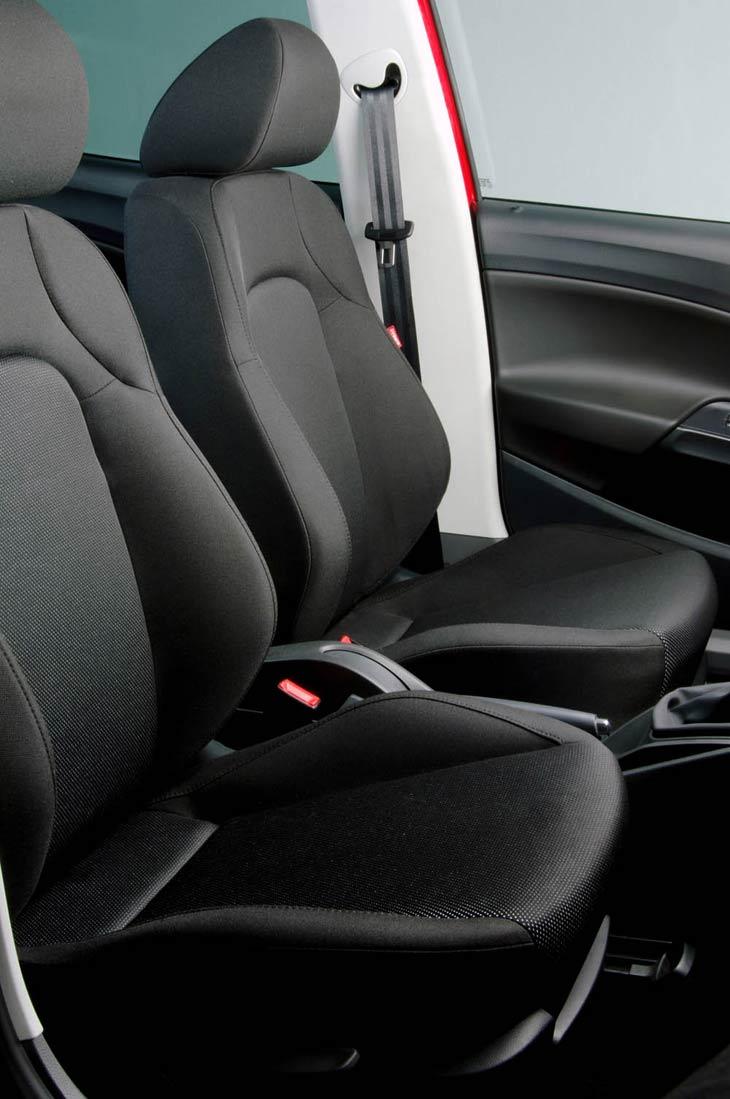 Al volante del nuevo Seat Ibiza