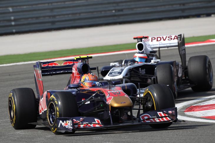 GP de Turquía 2011.