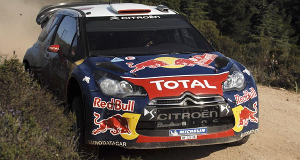 WRC: Loeb se impone en Cerdeña