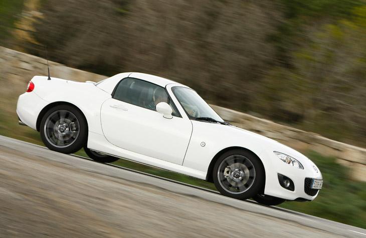 Mazda MX-5 Sport Tech, la prueba