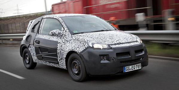 Opel Adam, el nuevo urbano premium