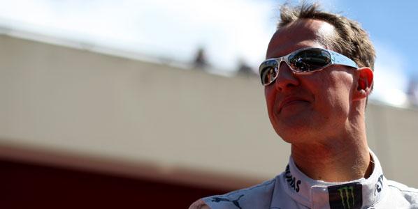 Michael Schumacher, el segundo deportista más rico