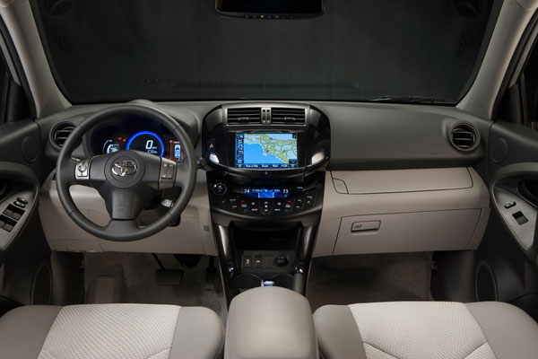 Toyota RAV4 EV, sólo para los Estados Unidos