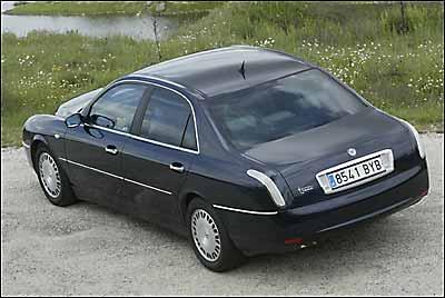 Lancia Thesis 3.0 V6 Emblema